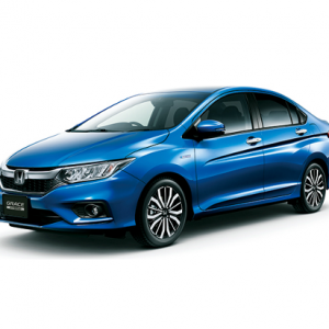 Honda Grace Hybrid Price in BD
