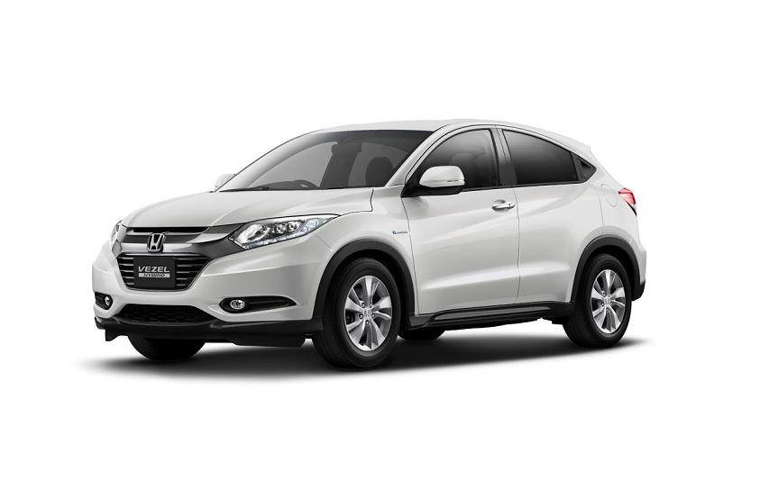 Honda Vezel Price in BD