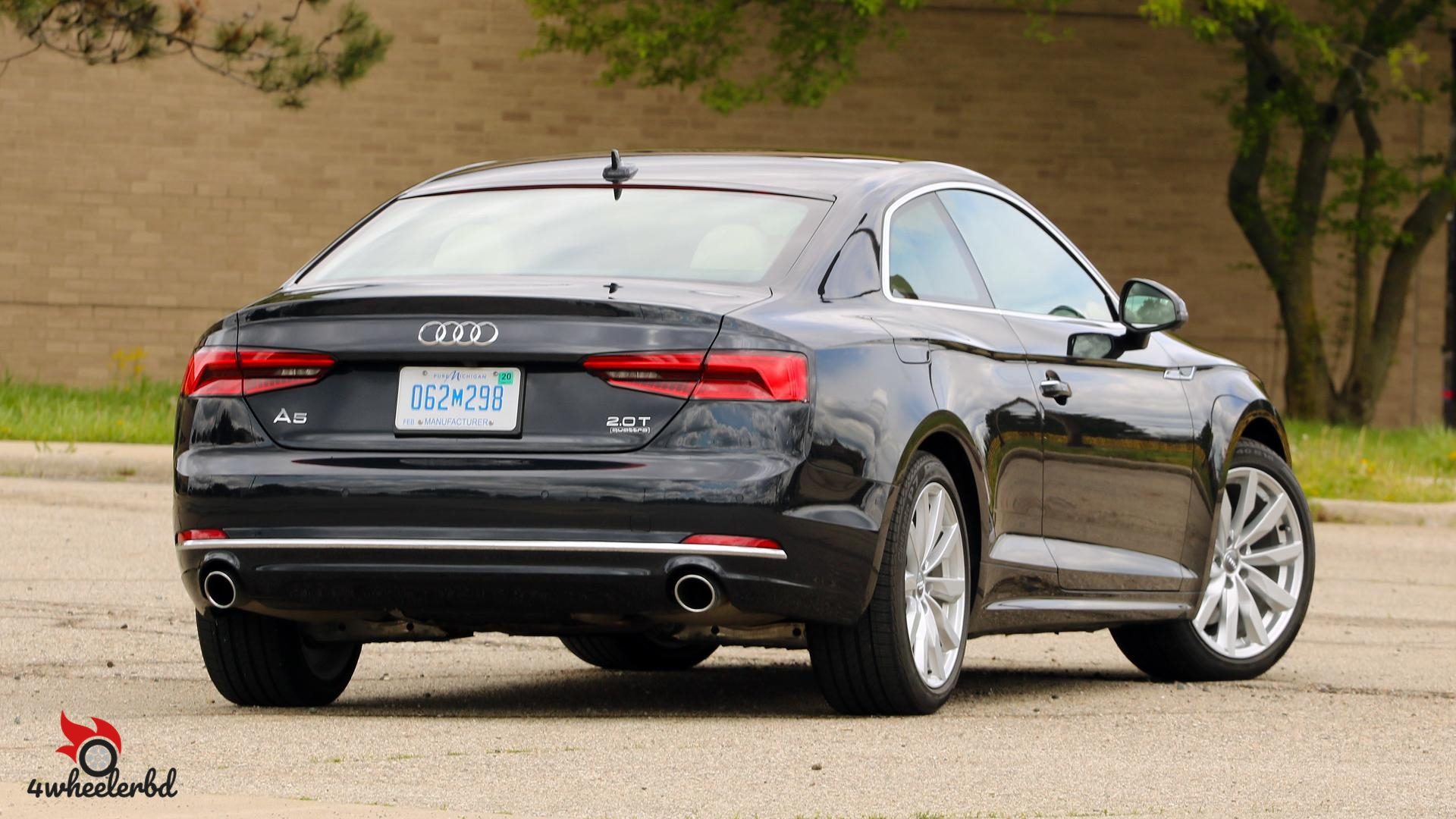 Audi A5 specification