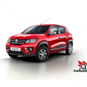 Renault Kwid Price in BD
