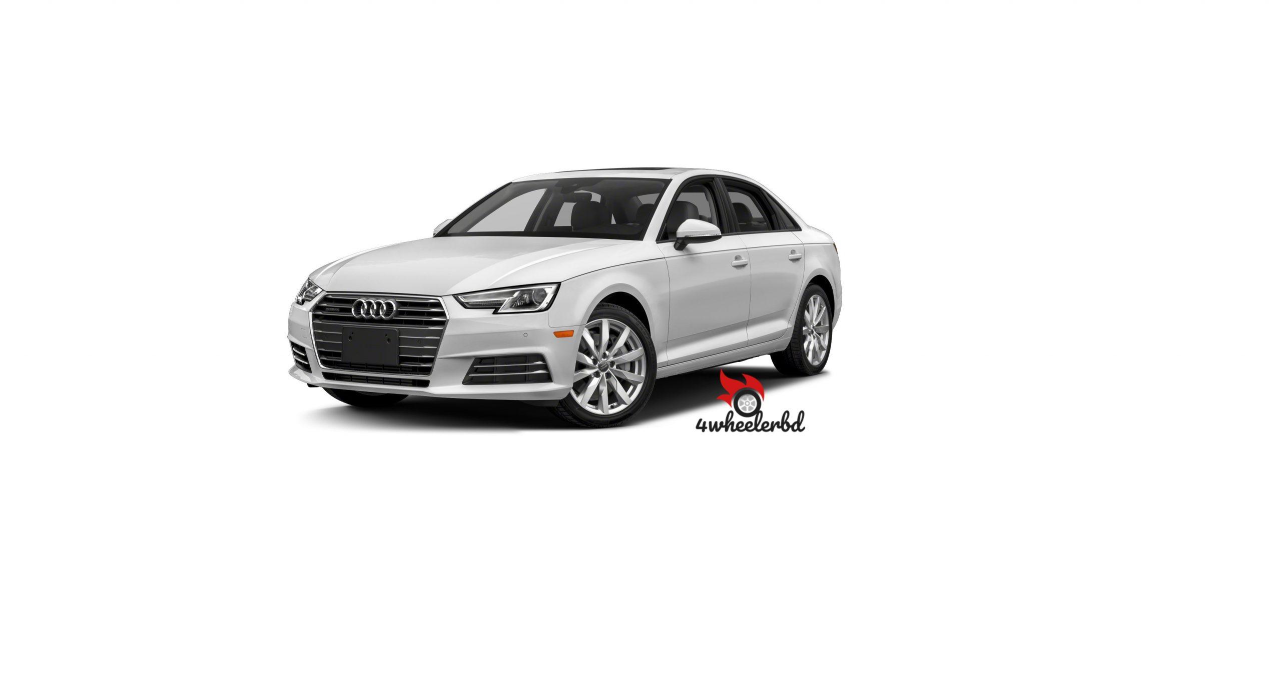 Audi A4 Price in BD