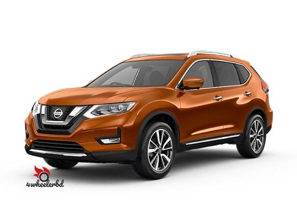 Nissan Xtrail Color